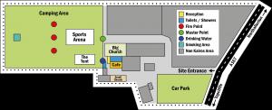 Kairos Site Map 2015